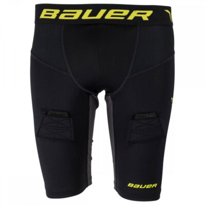 Ice Hockey Bauer Premium Compression jock short, Myskate at Cockburn Ice Arena. Perth, Western Australia