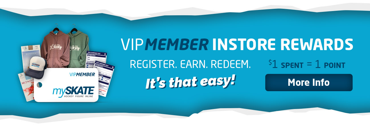 VIP Member Instore rewards program
