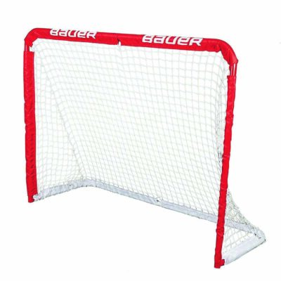 bauer rec steel ice hockey goal