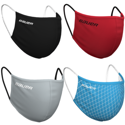 Bauer Reversible Face Mask - All Colors